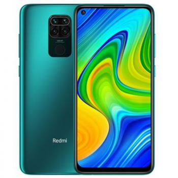 XIAOMI REDMI NOTE 9 3+64 GB ZIELONY