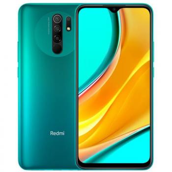 XIAOMI REDMI 9 4+64 GB ZIELONY