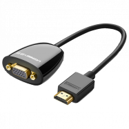 ADAPTER HDMI/VGA UGREEN CZARNY