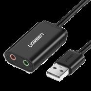 KARTA DŹWIĘKOWA USB UGREEN...