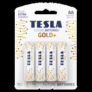 BATERIA TESLA AA GOLD+ [4...