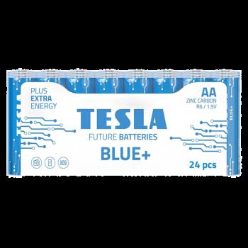 BATERIA TESLA AA BLUE+ [24 SZT.]