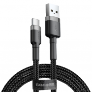 KABEL USB/USB-C NYLONOWY...
