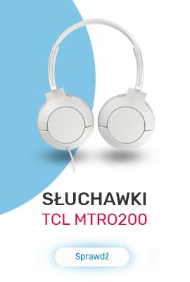 Słuchawki TCL MTRO200